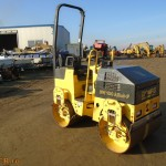 Compactor tandem Bomag BW100 ADM-2